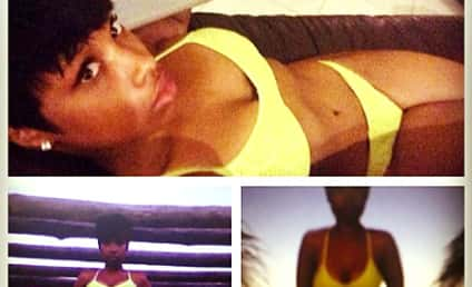 Jennifer Hudson Bikini Photos: 80 Pounds Slimmer!