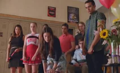 Glee Releases Cory Monteith Tribute Episode Promo