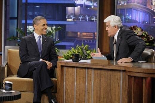 Obama on The Tonight Show