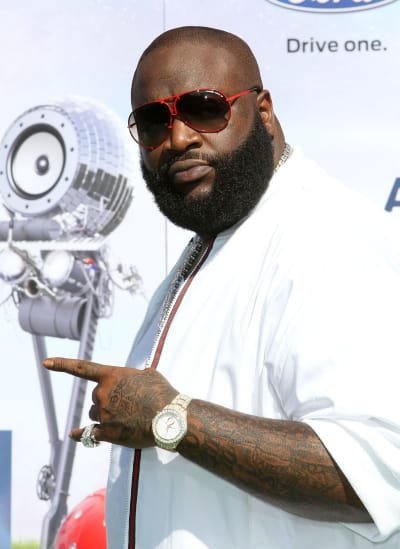 Rick Ross Photo
