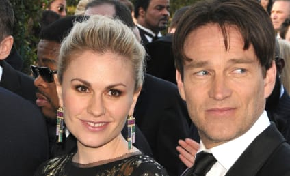 Stephen Moyer and Anna Paquin: Engaged!