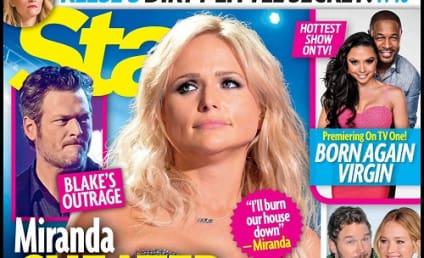 Miranda Lambert Cheating on Blake Shelton with FIVE Men Including Josh Beckett: Report