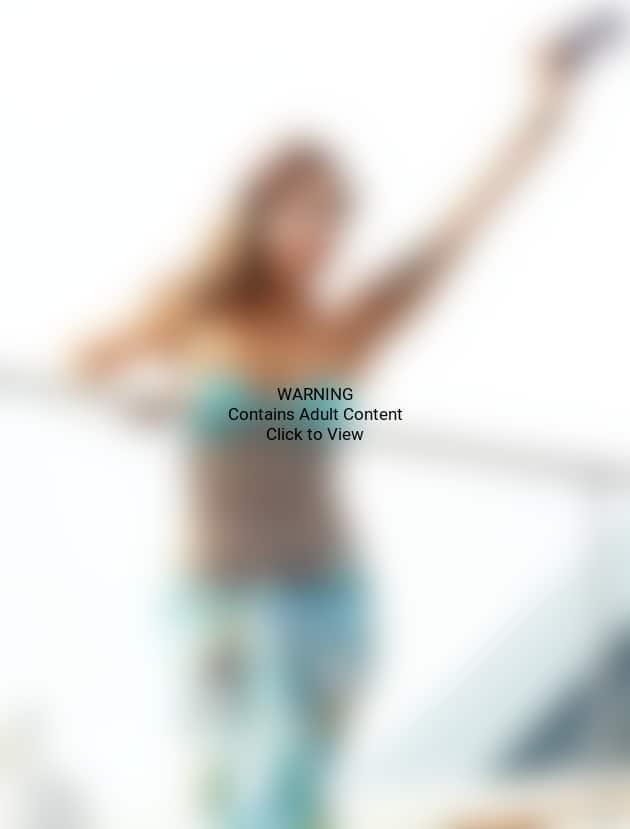 Lady Gaga Bikini Picture