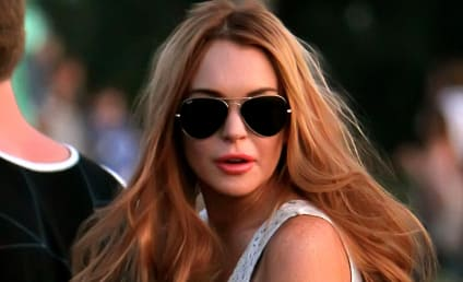 Lindsay Lohan Involved in Another Nightclub Fracas; Michael Lohan Comes to Her Rescue