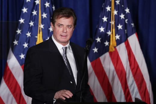 Paul Manafort Image