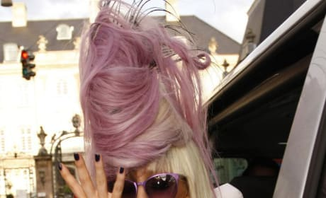 Pink Beehive