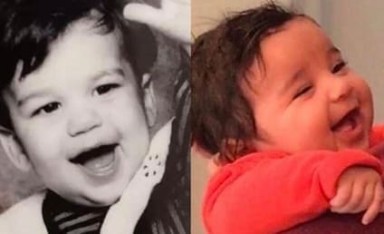Rob Kardashian and Dream: Totally Twinning!