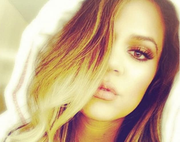 New Khloe Kardashian