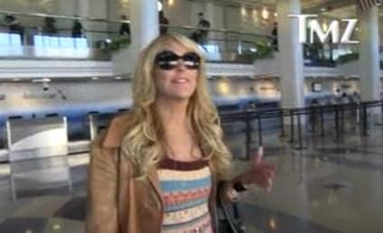 Dina Lohan on Michael Lohan Wedding: It Was Fake! I'm Hammered!
