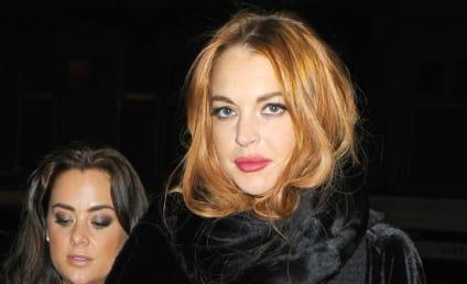 Lindsay Lohan: Still Partying Like a Madman
