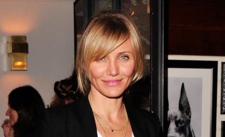 Cameron Diaz to Marry Benji Madden?