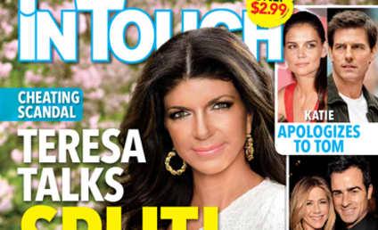 Teresa Giudice Threatens to Divorce Husband