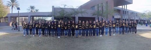 AZ students
