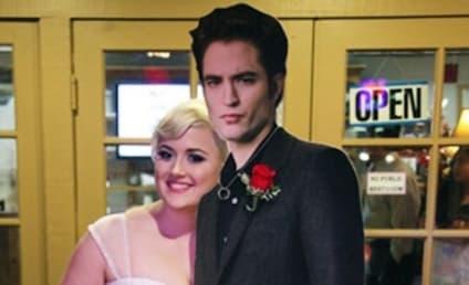 Woman Marries Cardboard Cutout of Robert Pattinson: See the Wedding Photo!