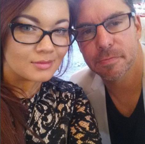 Amber Portwood and Matt Baier selfie