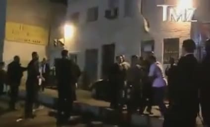 Katt Williams, Suge Knight Fight People Outside Club: Watch Now!