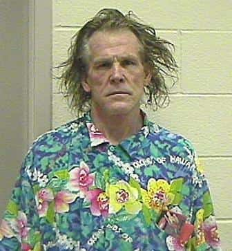 Nick Nolte mug shot