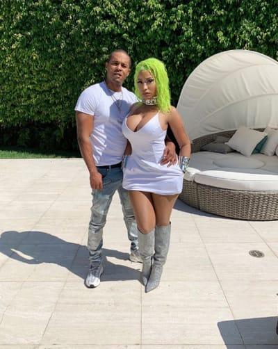 Nicki Minaj, husband