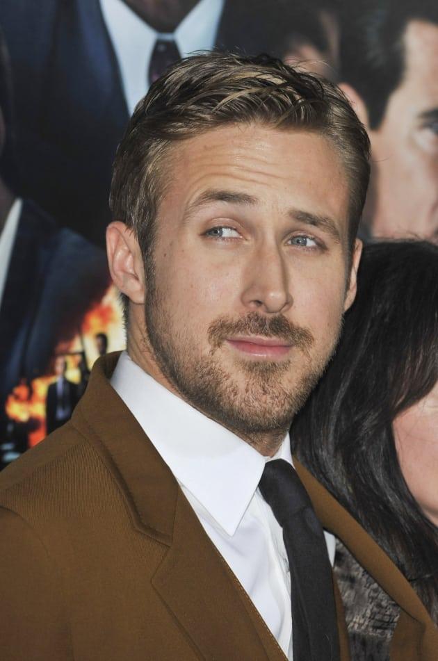 Ryan Gosling Red Carpet Pic