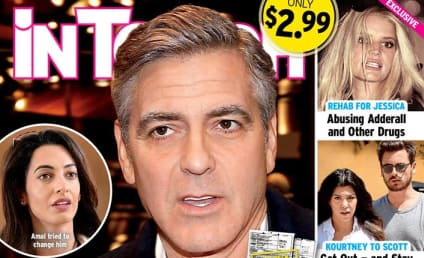 """George and Amal Clooney: Headed For Divorce """"Any Day,"""" Source Claims"""