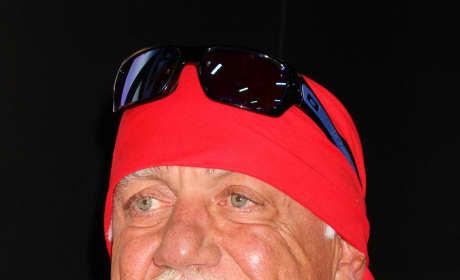 Happy Hulk Hogan