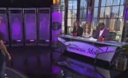 Stefano Langone on American Idol Title: I Want This!