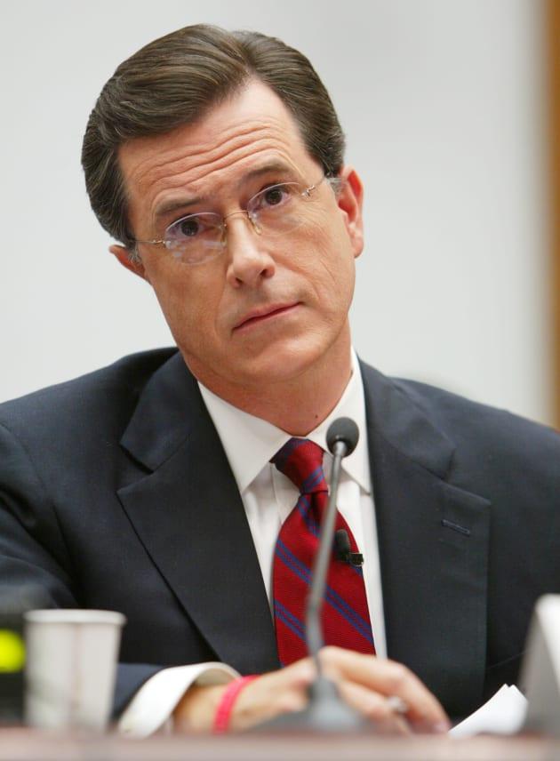 Stephen Colbert In Congress