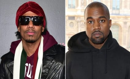 Nick Cannon to Kanye West: I'll Talk About Banging Kim If I Want To!