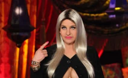 Ellen DeGeneres Channels Nicki Minaj for Halloween