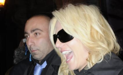 Free Britney! Spears Sneaks Off with Adnan Ghalib
