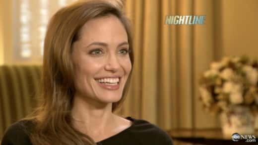 Angelina Jolie on Nightline