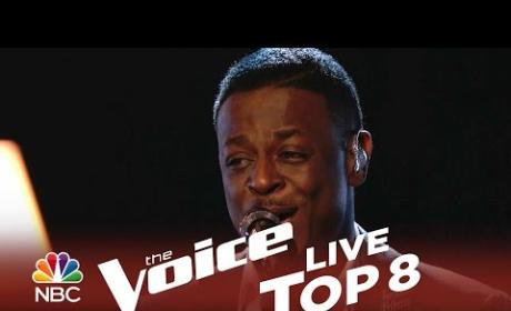 Damien - Someone Like You (The Voice Top 8)