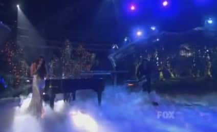 Miley Cyrus, Joe Jonas & Demi Lovato Perform on American Idol Results Show