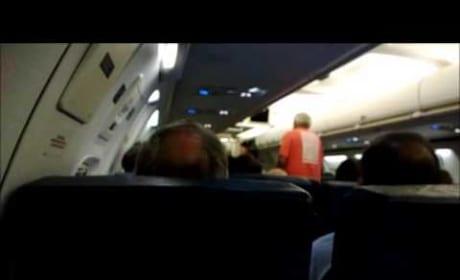 Fallen Soldier on Delta Flight