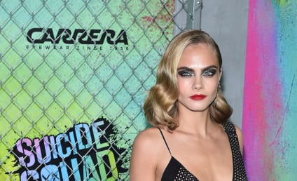 Cara Delevingne Covers Vogue, Totes In Love With Girlfriend St. Vincent