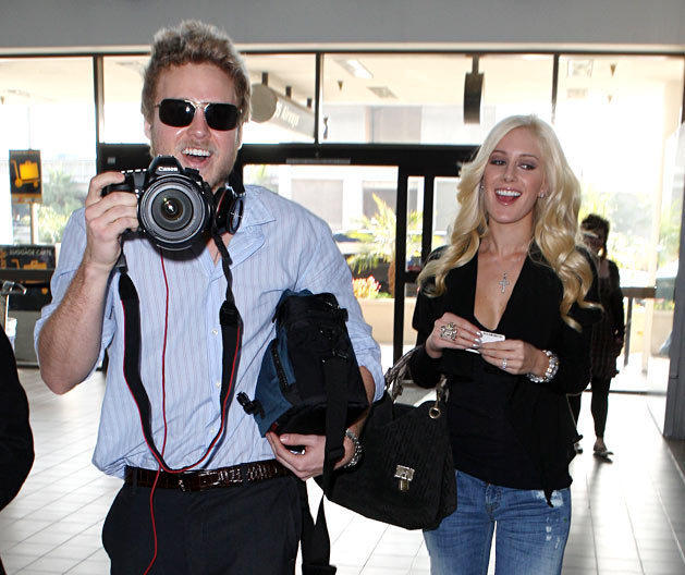 Spencer and Heidi: Photographers