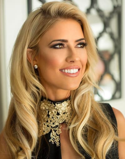 Christina El Moussa: Dabbling in Businessmen, Tormenting ... Christina El Moussa