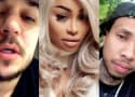 Rob Kardashian and Tyga: PISSED at Blac Chyna Over New Pregnancy!