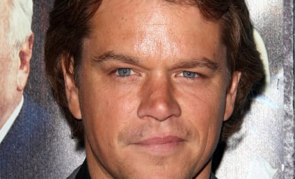Matt Damon to President Obama: Grow a Pair!