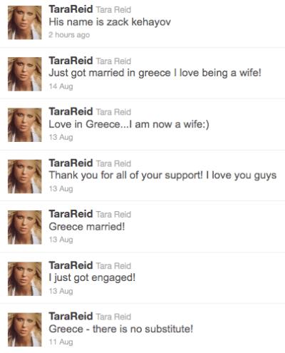 Tara Tweets