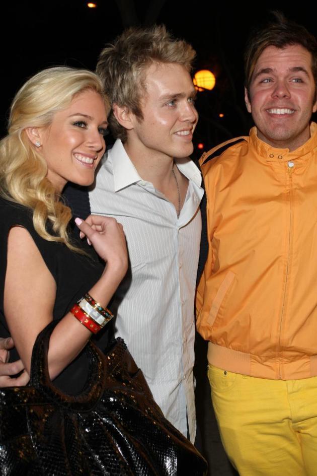 Spencer, Heidi and Perez