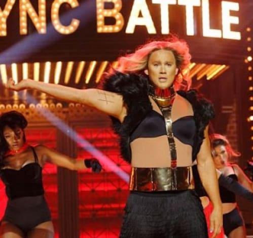 Channing Tatum Makes Like Beyonce
