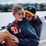 Hailey Baldwin with Justin Bieber, Best Friends Photo