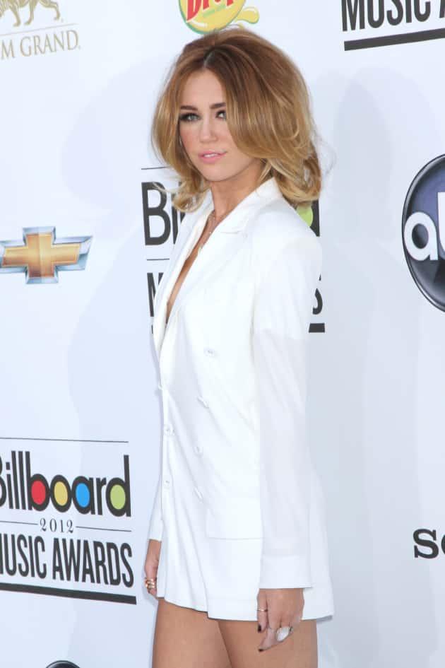 Miley Cyrus, No Pants