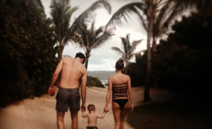 Kristin Cavallari Shows Off Pregnant Swimsuit, Adorable Family on Instagram
