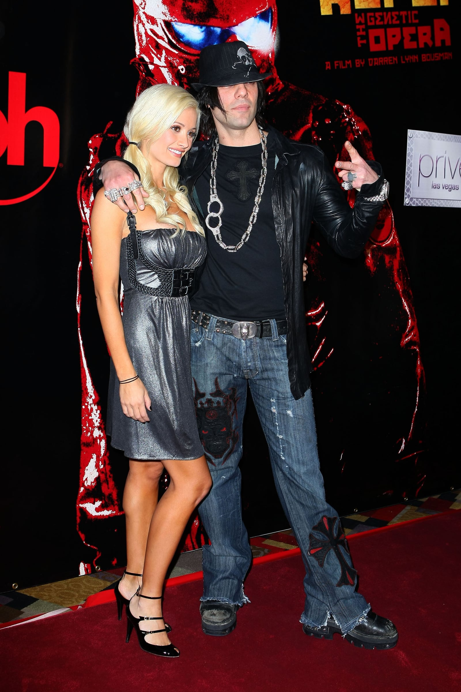 Angel From Holly's World holly madison on criss angel: controlling! scary
