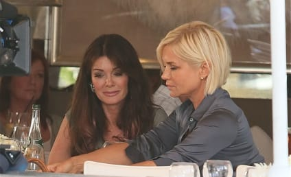 "Lisa Vanderpump ""Regrets"" Discussing Yolanda Foster's Kids"