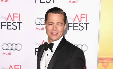 What, Brad Pitt Worry?