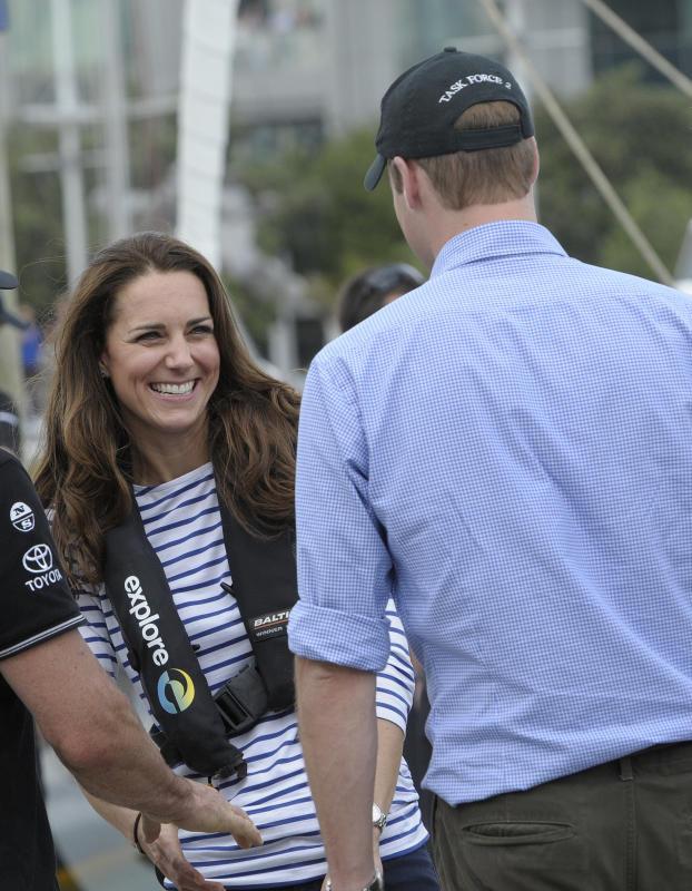 Payback for Duchess Kate Middleton