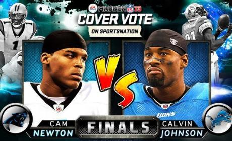 Who do you want to see on the Madden '13 cover?